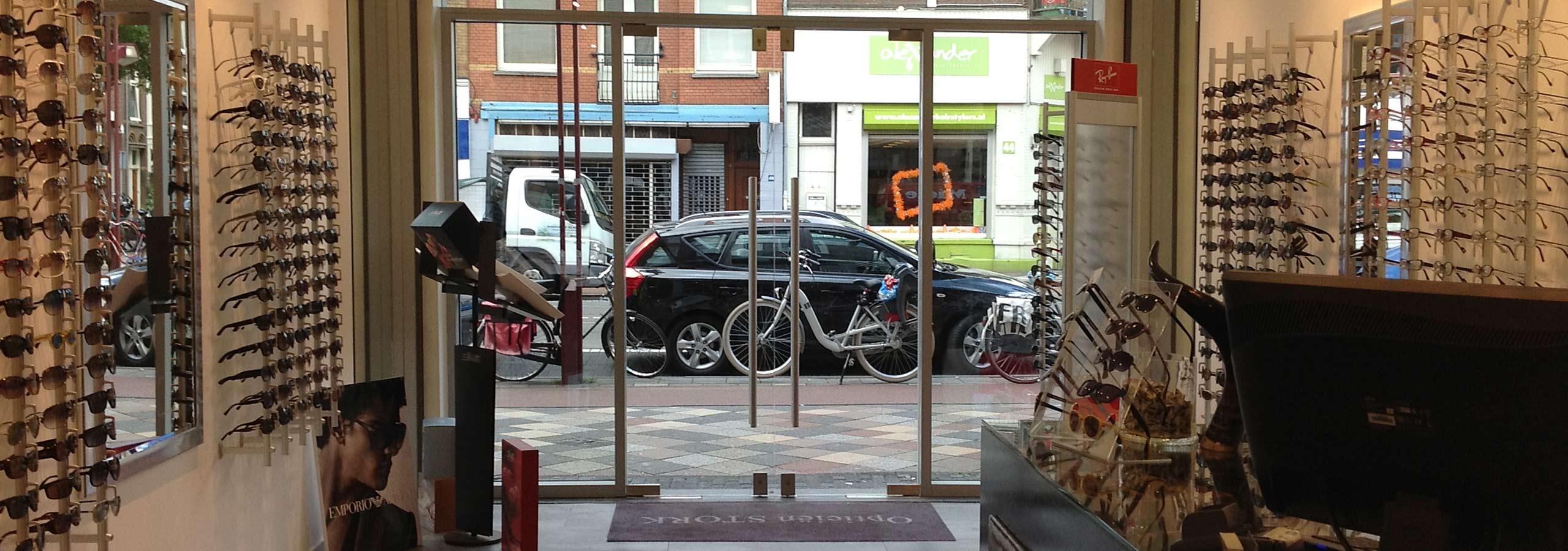 Contactgegevens   Openingstijden van Opticien Stork in Amsterdam Oost 5fc1bced96af